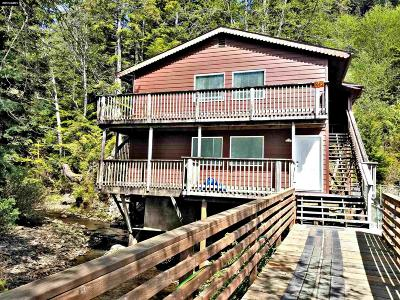 Ketchikan Multi Family Home For Sale: 540-542 Schoenbar Road