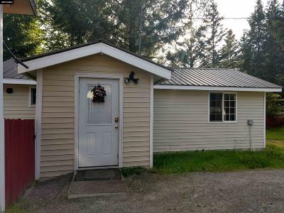 Juneau Single Family Home For Sale: 1954 Lemon Creek Road