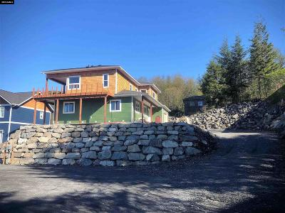 Sitka AK Single Family Home For Sale: $535,000