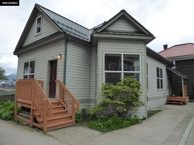 Juneau Single Family Home For Sale: 224 Gold Street