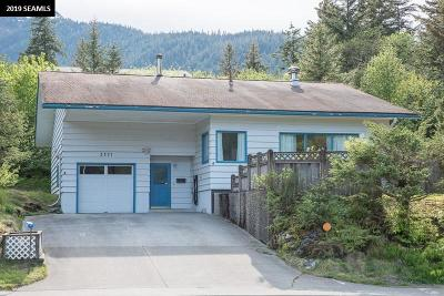 Juneau Single Family Home For Sale: 3371 Douglas Highway