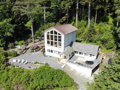 Ketchikan Gateway Borough Single Family Home For Sale: 5933 South Tongass Highway