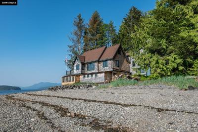 Ketchikan Gateway Borough Single Family Home For Sale: 16145 Stanley Road