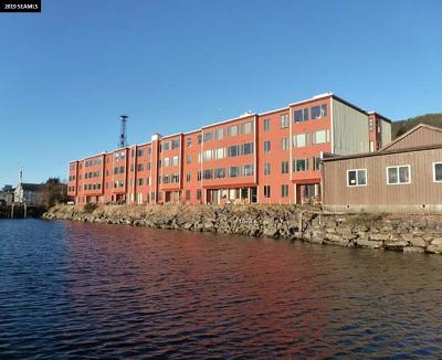 Ketchikan Condo/Townhouse For Sale: 2729 Tongass Avenue