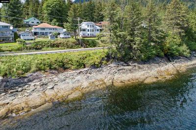 Ketchikan Gateway Borough Single Family Home For Sale: 56 Franklin Street