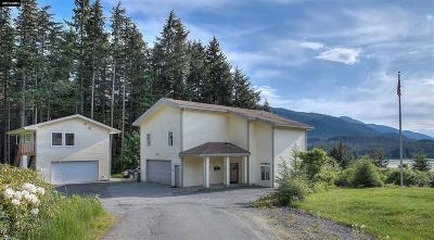 Juneau Borough Single Family Home For Sale: 1121 Timberline Court