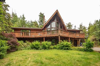 Ketchikan Gateway Borough Single Family Home For Sale: 1122 S Point Higgins