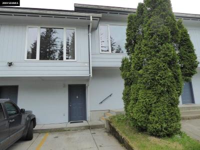 Juneau Borough Condo/Townhouse For Sale: 1789 Douglas Highway