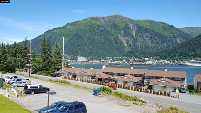 Juneau Borough Condo/Townhouse For Sale: 2709 David Street