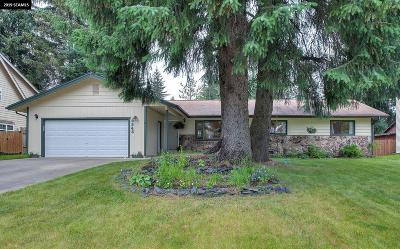 Juneau Borough Single Family Home For Sale: 9345 Turn Street