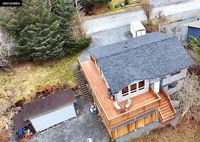 Sitka AK Single Family Home For Sale: $359,000