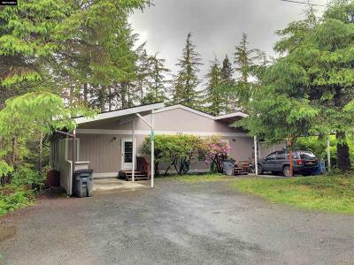 Sitka AK Multi Family Home For Sale: $419,000