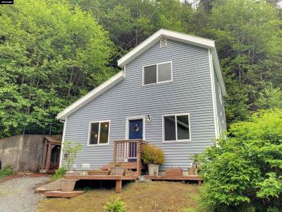 Sitka AK Single Family Home For Sale: $262,500
