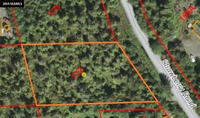 Ketchikan Residential Lots & Land For Sale: Nsa Strawberry Road