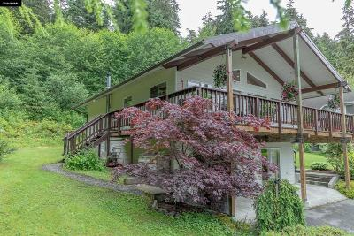 Juneau Single Family Home For Sale: 3470 Greenwood Ave.