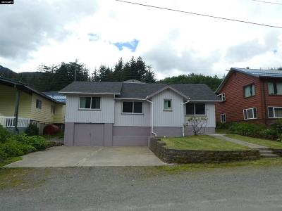Juneau Single Family Home For Sale: 1411 4th Street South Douglas Island