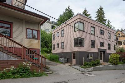 Ketchikan Multi Family Home For Sale: 319 Pine Street