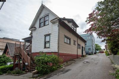 Ketchikan Multi Family Home For Sale: 445 Main Street