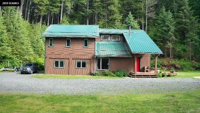 Juneau Single Family Home For Sale: 11251 Goat Hill Road