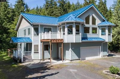 Ketchikan Gateway Borough Single Family Home For Sale: 10709 Gena Road