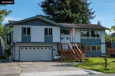 Juneau Single Family Home For Sale: 9302 Stephen Richards Memorial Drive