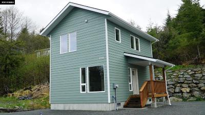 Sitka AK Single Family Home For Sale: $226,906