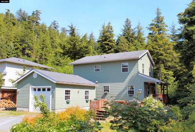 Sitka AK Single Family Home For Sale: $462,000