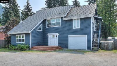 Juneau Borough Single Family Home For Sale: 8494 Valley Blvd.