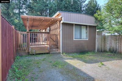 Juneau Mobile Home For Sale: 5905 Churchill Way