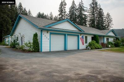 Juneau Single Family Home For Sale: 4235 Auke Lane