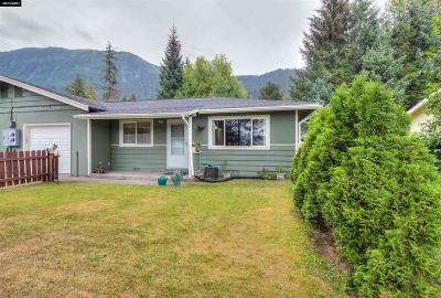 Juneau Single Family Home For Sale: 8512 Evergreen Park Road