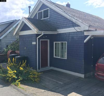 Ketchikan Gateway Borough Single Family Home For Sale: 1251 Millar Street