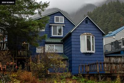 Juneau Single Family Home For Sale: 319 Sixth Street