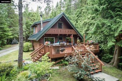 Ketchikan Gateway Borough Single Family Home For Sale: 395 Candle Court