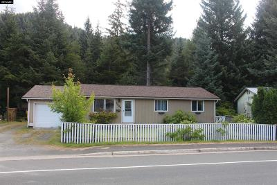 Juneau Single Family Home For Sale: 3044 Tongass Blvd.