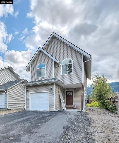 Juneau Single Family Home For Sale: Nhn Glacier Bear Road