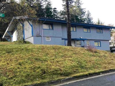 Juneau Single Family Home For Sale: 201 Cordova Street