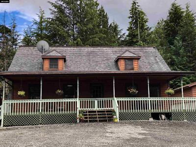 Ketchikan Gateway Borough Single Family Home For Sale: 413 Higgins Court