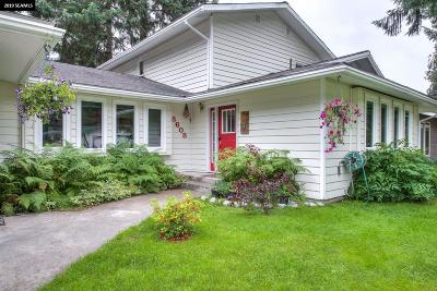 Juneau Single Family Home For Sale: 8608 Marilyn Avenue