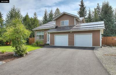 Juneau Single Family Home For Sale: 9089 Ninnis Drive