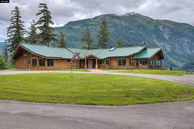 Juneau Borough Single Family Home For Sale: 3031 Blueberry Hills Road S.