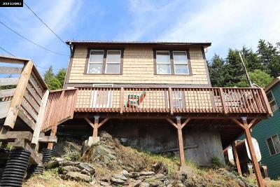 Ketchikan Multi Family Home For Sale: 744 Hopkins Alley