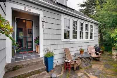 Ketchikan Gateway Borough Single Family Home For Sale: 500 Bawden Street