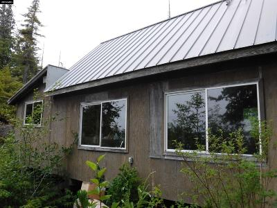 Ketchikan Single Family Home For Sale: No Street Given