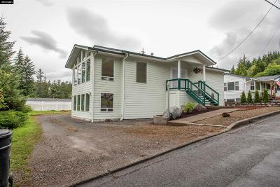 Ketchikan Single Family Home For Sale: 537 Tower Road