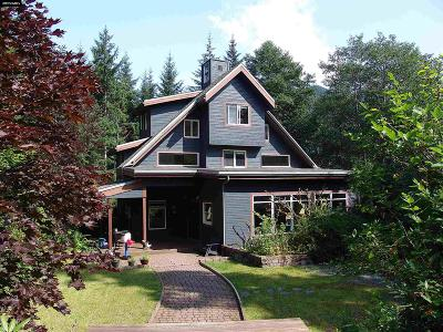 Juneau Borough Single Family Home For Sale: 6525 North Douglas Hwy.