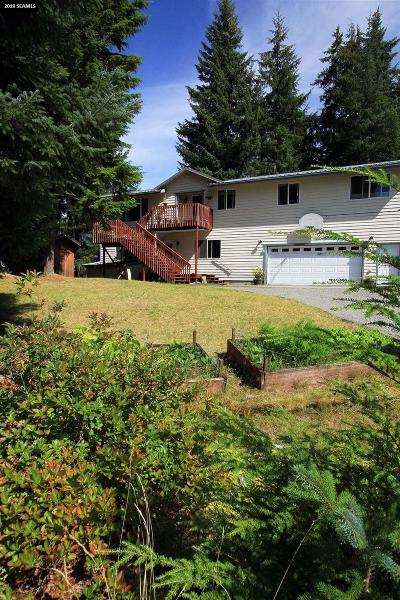 Juneau Borough Single Family Home For Sale: 8122 Snipe Court