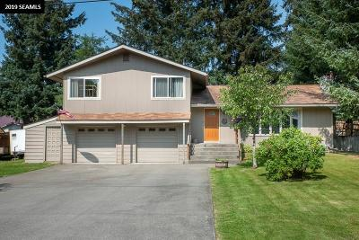 Juneau Borough Single Family Home For Sale: 8924 Trio Street