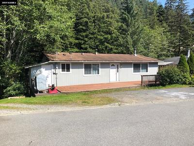 Ketchikan Single Family Home For Sale: 1416 Fairy Chasm