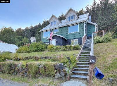 Juneau Borough Single Family Home For Sale: 811 5th Street